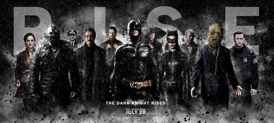 The Dark Knight Rises Fan Posters (3)