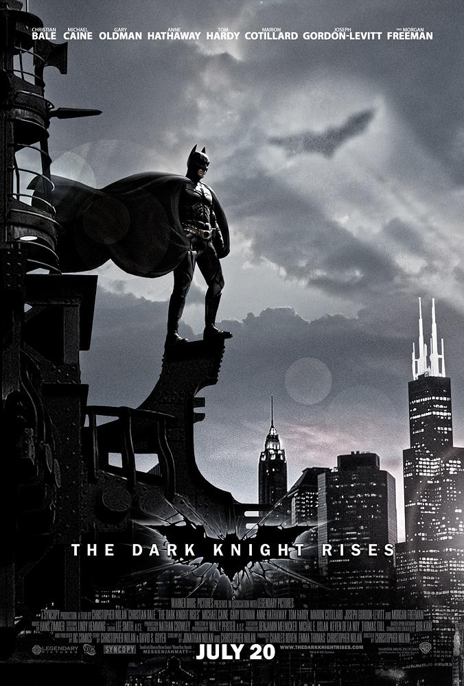 The Dark Knight Rises Fan Posters (21)