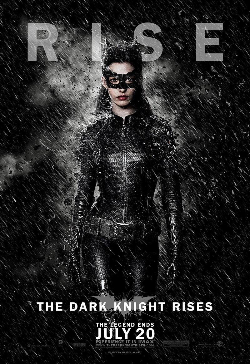 The Dark Knight Rises Fan Posters (16)