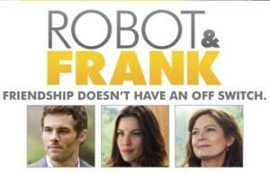 ROBOT AND FRANK Trailer and poster (2)
