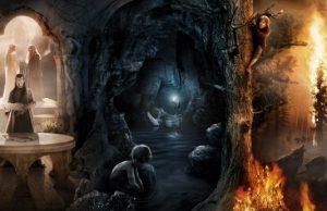 New Hobbit Scroll Poster