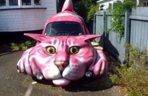 Collection of Completely Crazy Cars (17)