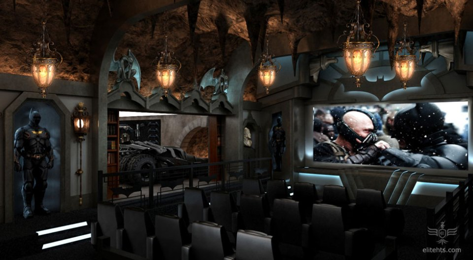 DARK KNIGHT Home Theater System