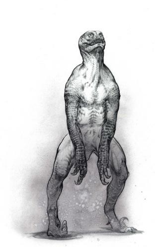 Scrapped Jurassic Park 4 Concept Art (6)