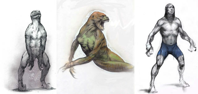 Scrapped Jurassic Park 4 Concept Art (3)