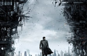 Amazing First Poster for STAR TREK INTO DARKNESS!