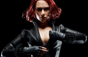 Hot Toys Black widow Scarlett Johansson