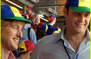 Trailer For The Internship With ince Vaughn and Owen Wilson