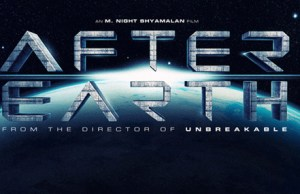 New poster For After Earth