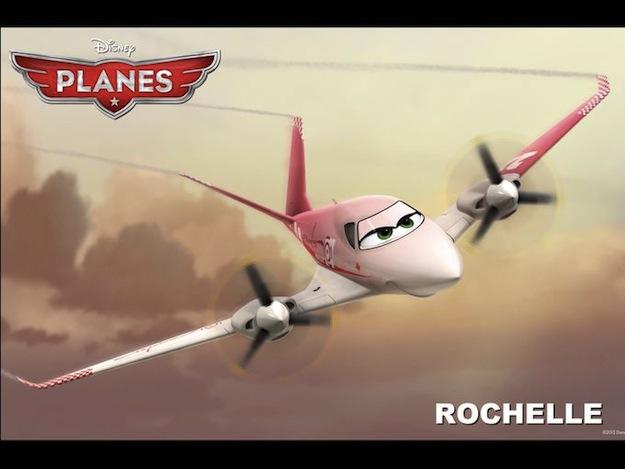 Planes-Rochelle