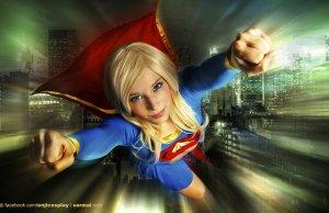 supergirl dc comics cosplay