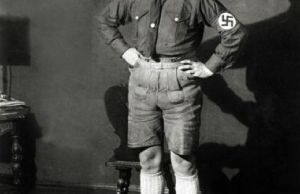 Banned Hitler Photos In Shorts