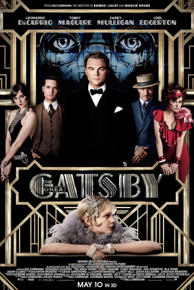 poster of great gatsby
