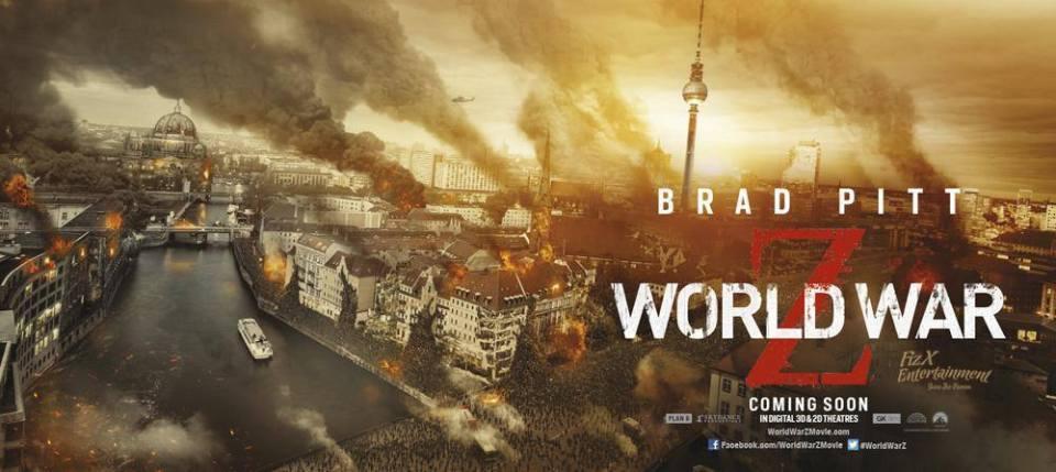 World War Z Banners - FizX