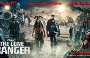The Lone Ranger Banner