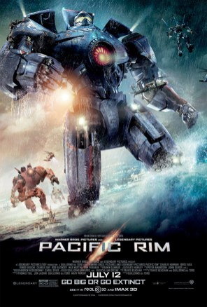 jaeger poster for pacific rim