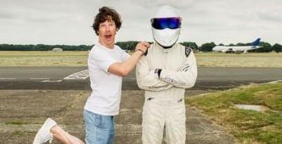 Benedict at Topgear-3