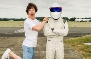 Benedict Cumberbatch and STIG