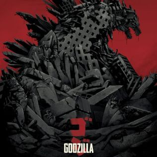 Comic-Con: Godzilla Teaser Poster