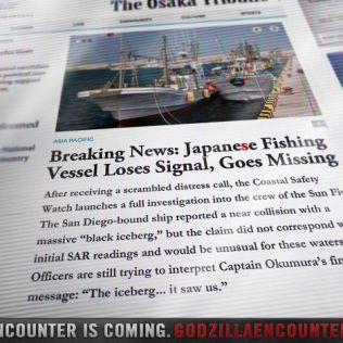 Viral Marketing for Godzilla
