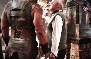 Dwayne Johnson as Hercules New Photo