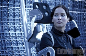 Jennifer Lawrence From The Hunger Games: Catching Fire
