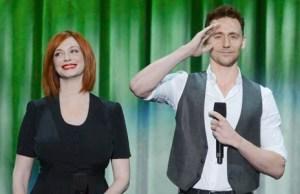 Tom HiddlestonTo Play Captain Hook