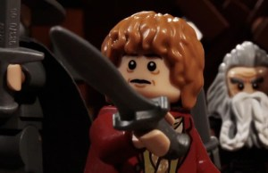 The Hobbit: The Desolation of Smaug LEGO Trailer