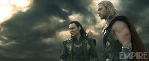 Thor: The Dark World Empire Pictures