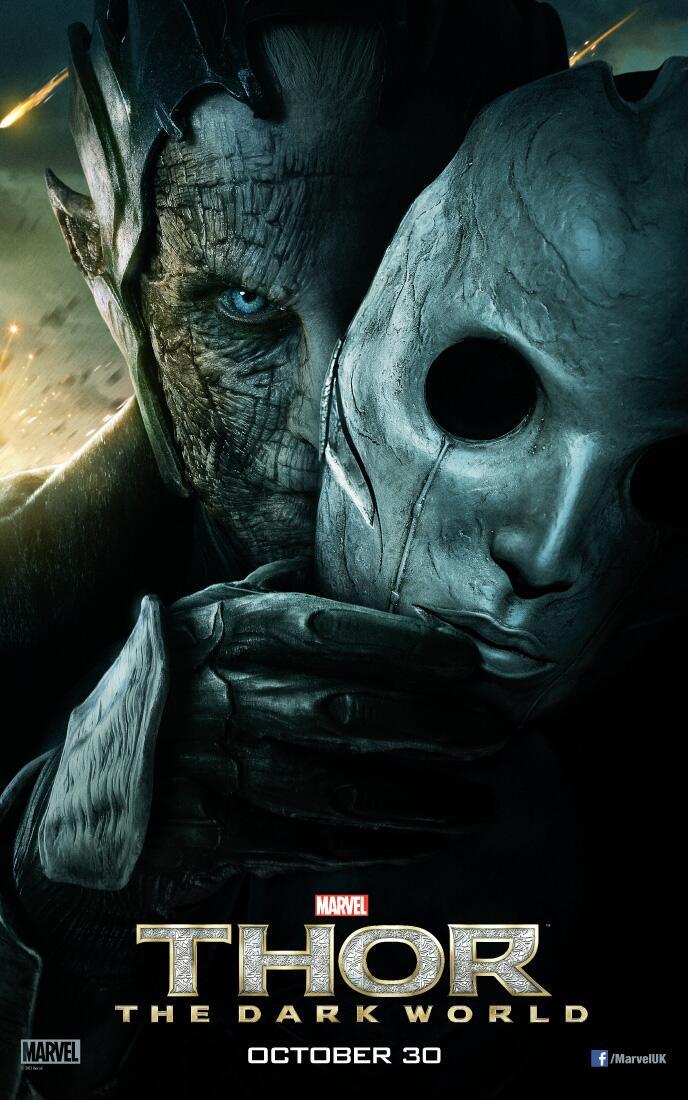 Thor- The Dark World Poster 862013