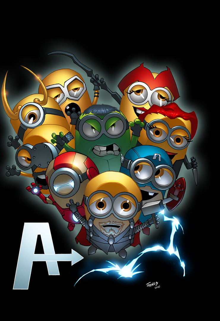 commission__the_despicable_avengers_by_edwardbola-d67zvtv
