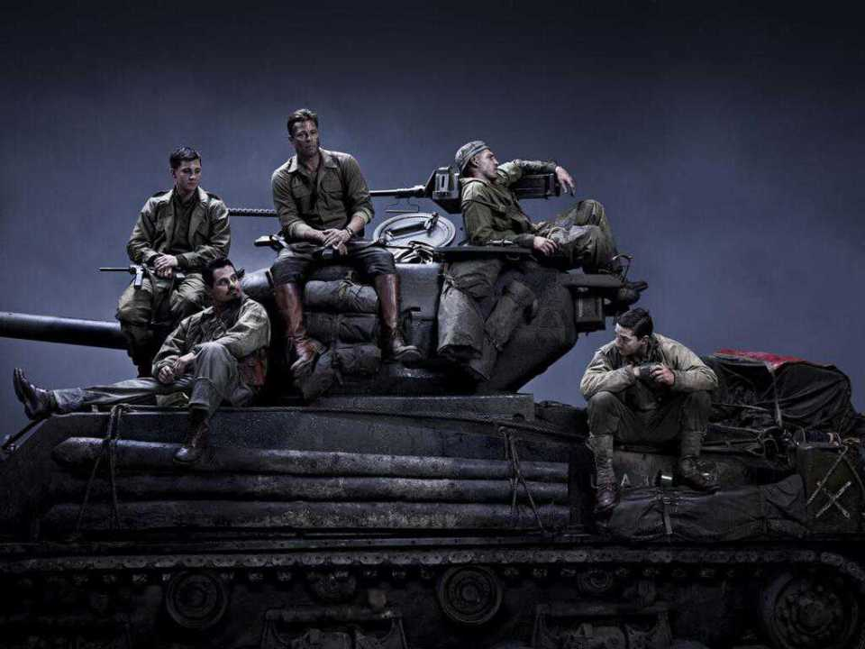 First Official Pic From Fury