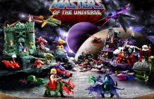 He-Man Masters Of The Universe LEGO Sets