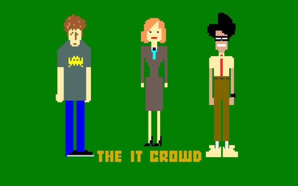 IT Crowd Final Episode Trailer