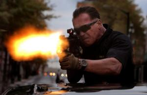 Sabotage Arnold Schwarzenegger