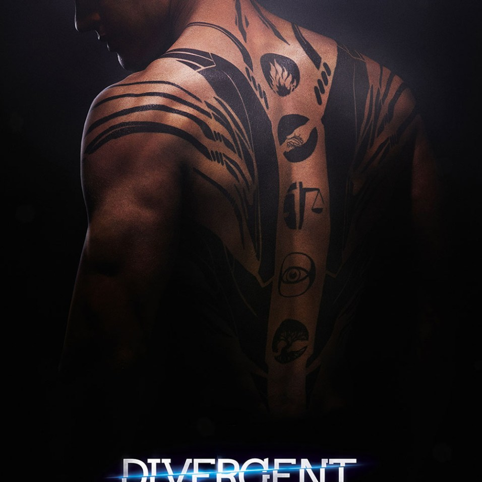 First Film Clip from the Sci-Fi Thriller Divergent
