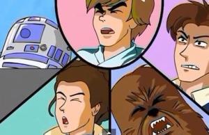 Star Wars As '80s Anime