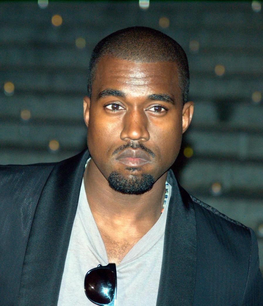 Goatee - Kanye West