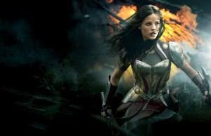 Lady Sif Agents of S.H.I.E.L.D