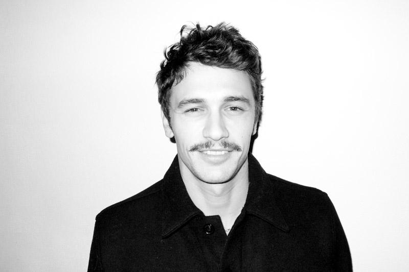 Moustache - James Franco