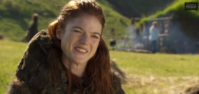 -GAME OF THRONES Season 4 Featurette – Intensity of Iceland