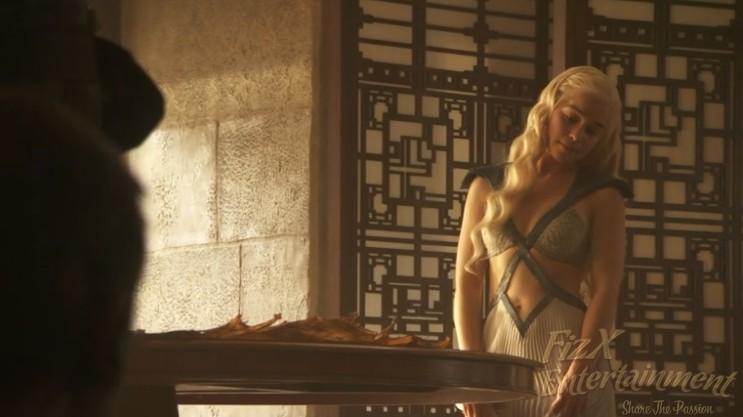 GAME OF THRONES Season 4 – New Look Behind the Scenes