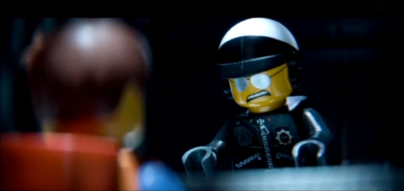 GUARDIANS OF THE GALAXY and LEGO MOVIE Trailer Mashup