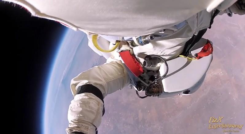 GoPro Released HD Footage of Felix Baumgartner's Space Jump