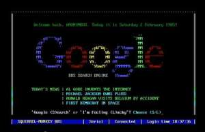 If Google were invented in the 80s