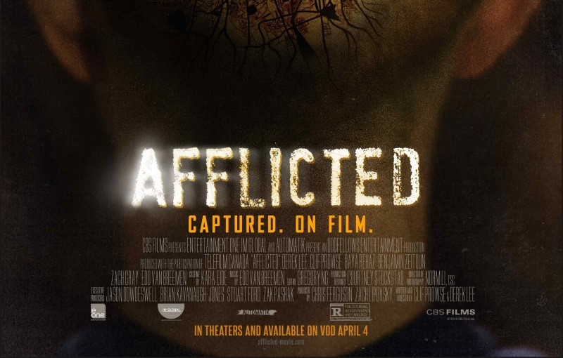 horror afflicted