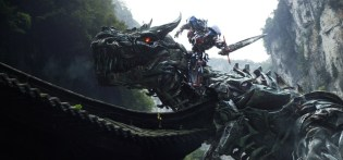 TRANSFORMERS: AGE OF EXTINCTION Title Animation
