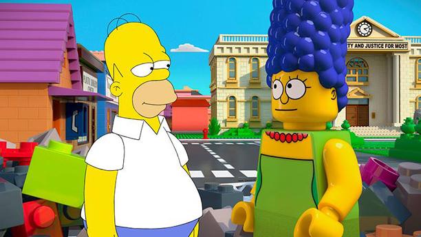 Simpsons Lego Episode (1)