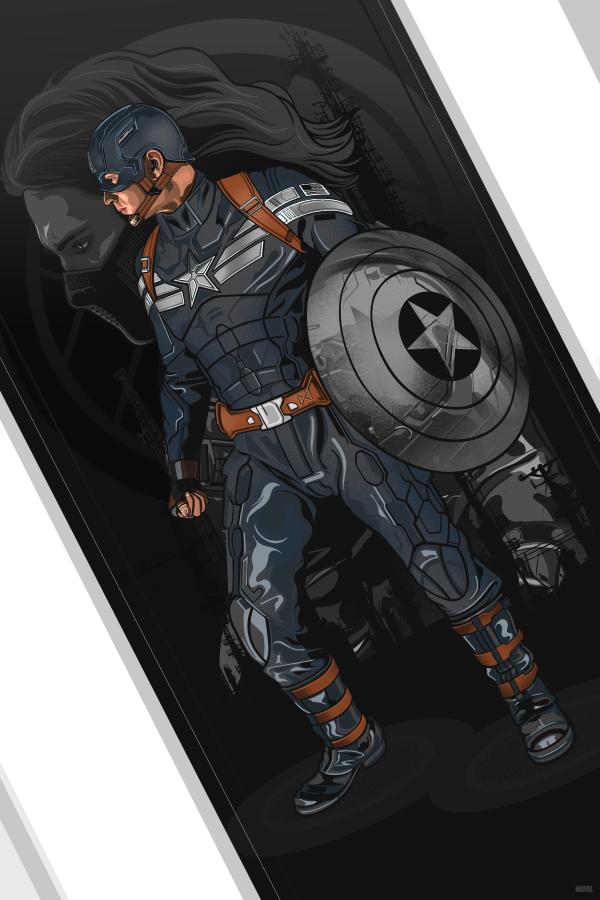Superhero Art – FizX (10)