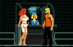 THE FIFTH ELEMENT got 8-Bit Treatment